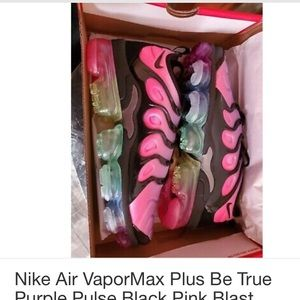 Nike Vapor Max plus SIZE 10